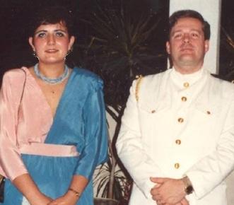 Pierre Ethier -wedding